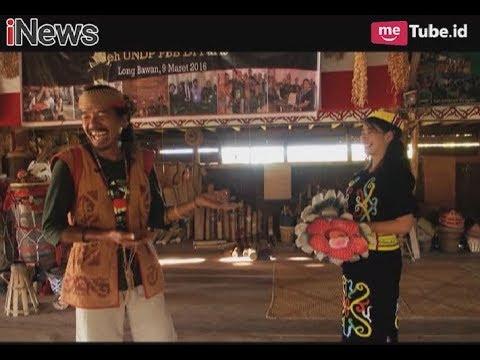 Mengenal Kebudayaan Suku Dayak Lundayeh, Penduduk Pedalaman Krayan Part 02 - Indonesia Border 13/11