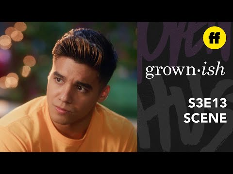 grown-ish Season 3, Episode 13   Vivek Comes Clean to Heidi   Freeform