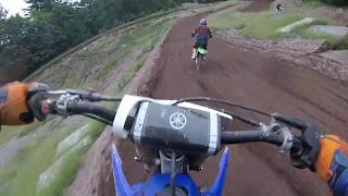 5. 2019 Yamaha YZ125 at Holiday Mountain MX