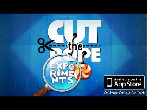 Cut the Rope - Trejler