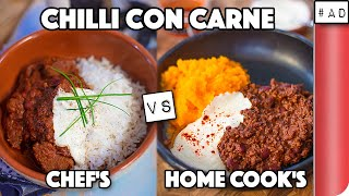3 Chilli Con Carne Recipes COMPARED. Which is best?! | Quick vs Classic vs Chef's Gourmet by SORTEDfood