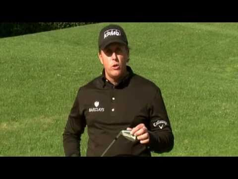 Phil Mickelson - How to hit out of Fairway Bunkers