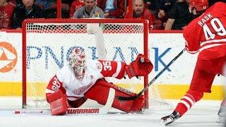 NHL: Топ-10 сэйвов