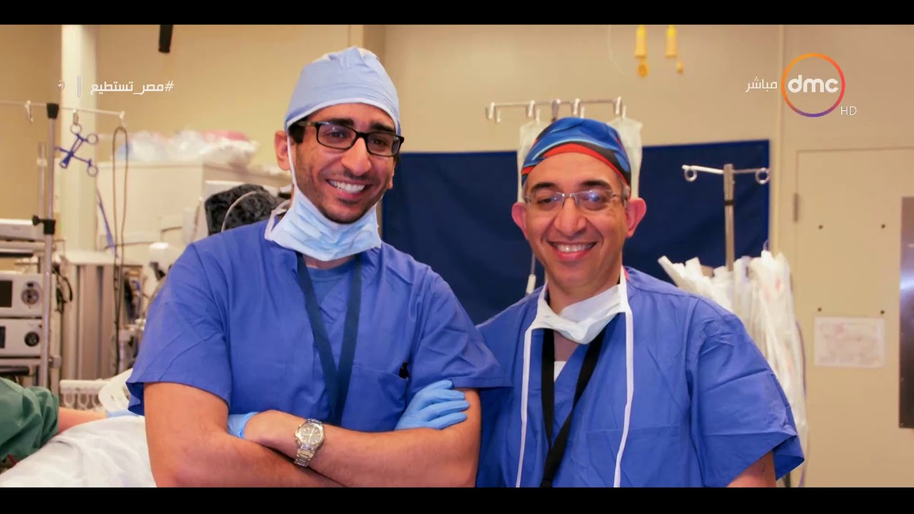 """مصر تستطيع - د/ نادر حنا .. رائد جراحات الأورام يقدم جراحات مجانية لمرضى مبادرة """" وقتك لبلدك """""""
