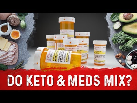Can I Do Keto (Ketogenic Diet) If I am on Medications?