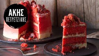 Το απόλυτο Red Velvet cake   Kitchen Lab by Akis Petretzikis