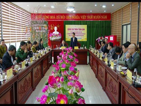 Bộ trưởng Trần Tuấn Anh kiểm tra tình hình TMBG và tình hình cung cấp điện trong dịp Tết Nguyên Đán