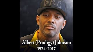 This is so sad that rapper prodigy has passed at an early age...Thanks so much for watching and don't forget to like share...