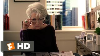 Nonton The Devil Wears Prada (2/5) Movie CLIP - Andy's Interview (2006) HD Film Subtitle Indonesia Streaming Movie Download