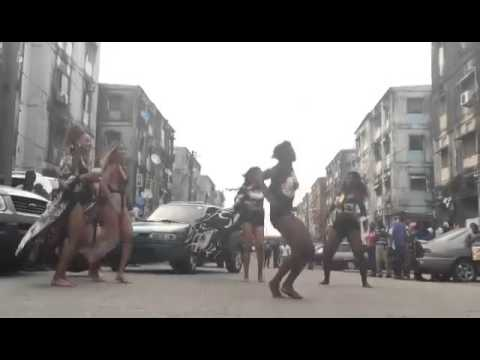 Ciara Dances On Streets Of Lagos In Nigeria With Kaffy [Extended Clip]