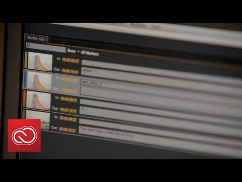 Introduction to Prelude  | Adobe Creative Cloud