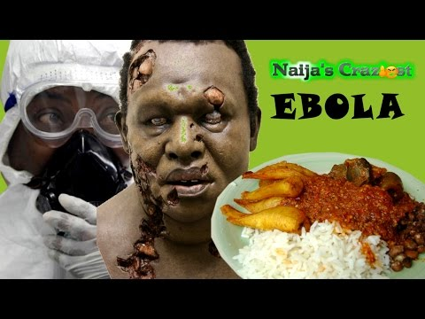 Would You Eat From the Same Plate With an Ebola Survivor? - Hilarious