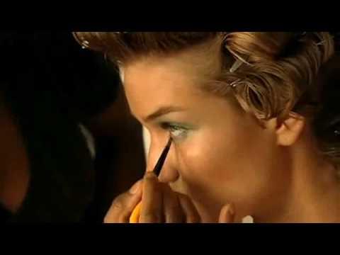 , title : 'Rosie Huntington - Karen Millen - Spring 09 Behind the scenes'