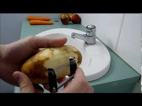 Food Peeler - Zena Swiss STAR Swiss Potato & Vegetable Peeler STAINLESS STEEL Swiss brand Zena is renowned for the invention of the REX peeler over 60 years ago. This time...
