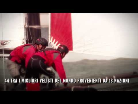 Extreme Sailing Series 2011 Trapani Promo