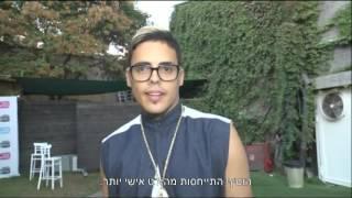 סטטיק יוצא עם פוסט מחאה נגד החלטת הממשלה לא לאפשר לזוגות חד מיניים לאמץ ילדים חדשות הבידור, ימי א'-ד' ב-19:30 ב-HOT בידור ישראלי וב-HOT VOD