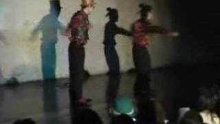 Japanese Animation-Dancers