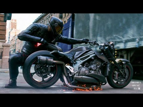 Motorcycle Transformation Scene - FAST & FURIOUS: HOBBS AND SHAW (2019) Movie Clip