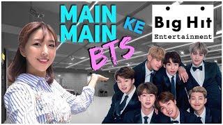 Video MAIN-MAIN KE BIG HIT ENTERTAINMENT (BTS BANGTAN) MP3, 3GP, MP4, WEBM, AVI, FLV November 2018