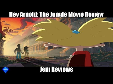 "Review of ""Hey Arnold! The Jungle Movie"""