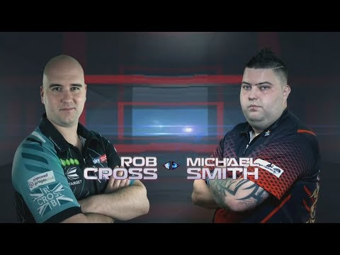 PDC Melbourne Darts Masters 2018 - Rob Cross Vs Michael Smith Part 2/2