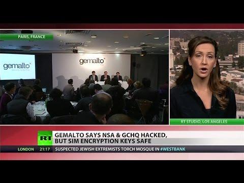 NSA and GCHQ Infiltrate Gemalto?