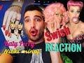 Katy Perry - Swish Swish (Audio) ft. Nicki Minaj (REACTION)