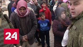 Террористы заставляли жителей Алеппо воевать под угрозой расправы