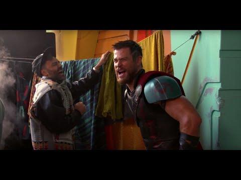THOR RAGNAROK Gag Reel - Bloopers & Outtakes (2017) Marvel Superhero Movie HD.