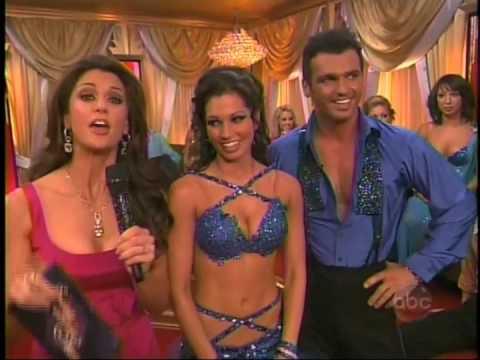 Melissa's Perfect, Boob Popping Samba