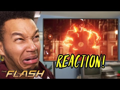 "The Flash Season 3 Episode 9 ""The Present"" REACTION!"