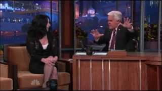 Cher On The Tonight Show With Jay Leno Part 1