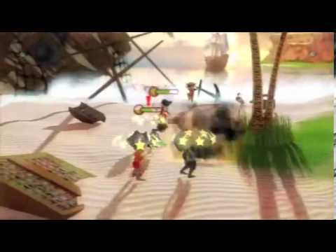 Pirates vs Ninjas Dodgeball Playstation 3