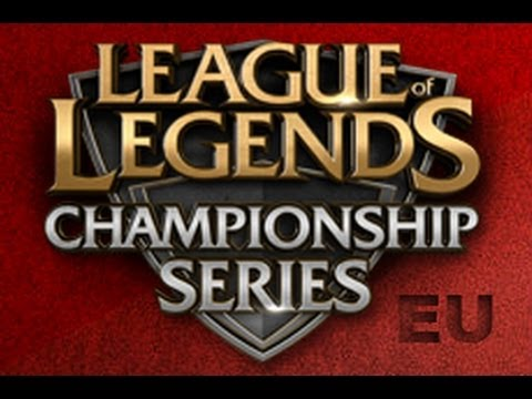 LCS EU Playoffs Day 2 Rebroadcast
