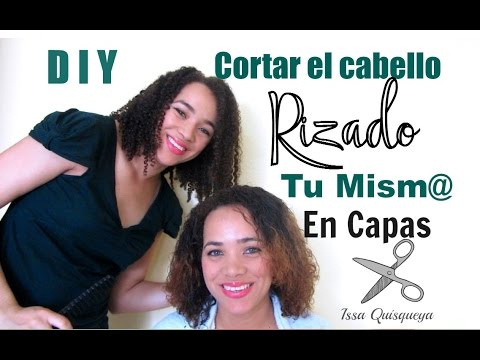 Cortar el pelo afro en capas tu mism@ (Petición Oscar Fari Olivares)/How to cut your own afrohair