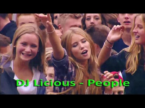 DJ Licious - People
