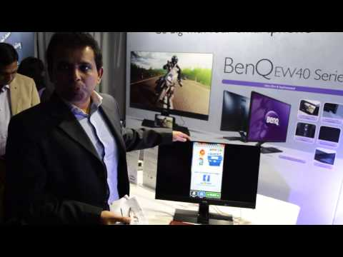 BenQ EW2440 Hands On Demo