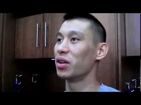 Jeremy Lin after Rockets beat Celtics 109-85