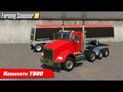 Kenworth T800 v1.0.0.0