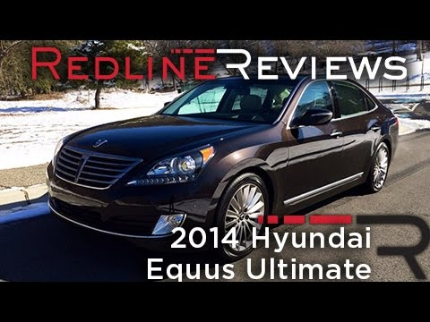 Redline Review: 2014 Hyundai Equus Ultimate