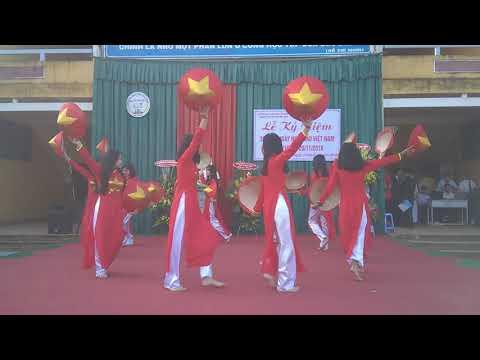 Múa - Rạng rõ Việt Nam (10A1 - 20/11/2018)