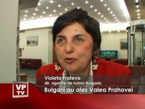 Bulgarii au ales Valea Prahovei