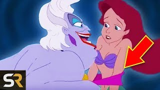 Video 10 Painfully Offensive Disney Movie Moments They Want You To Forget MP3, 3GP, MP4, WEBM, AVI, FLV Maret 2018