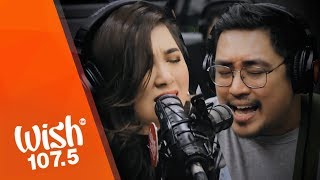 "Video December Avenue, Moira Dela Torre perform ""Kung 'Di Rin Lang Ikaw"" LIVE on Wish 107.5 Bus MP3, 3GP, MP4, WEBM, AVI, FLV April 2019"