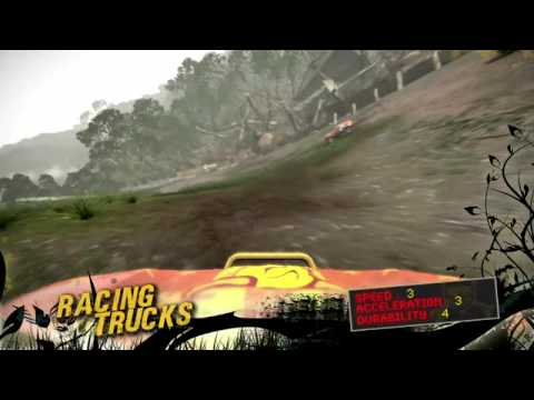 MotorStorm: Pacific Rift #1