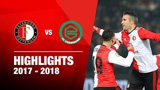 Video Samenvatting | Feyenoord - FC Groningen 2017-2018 MP3, 3GP, MP4, WEBM, AVI, FLV September 2018