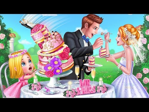 Fun Wedding Planner Girls Game - Learn To Make Tasty Cake In Fun Cooking Game