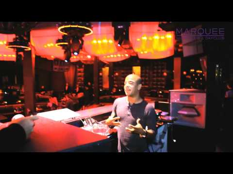 marquee - Marquee Nightclub kicked off its grand opening with DJ Erick Morillo on New Year's Eve 2011 at The Cosmopolitan hotel. His Subliminal Sessions tour mixes the...