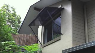 Carbolite Awning Byron Bay