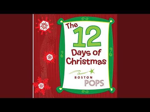 12 days of christmas boston pops style john kutensky - 12 Days Of Christmas Youtube